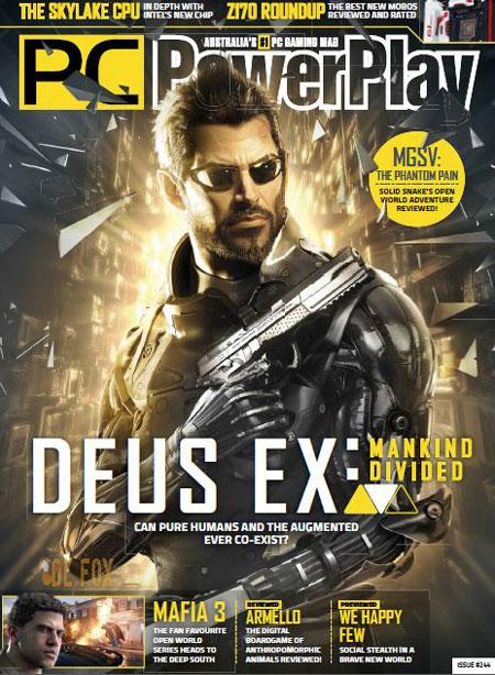 دانلود مجله PC Powerplay AU – October 2015
