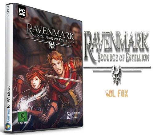 دانلود بازی RAVENMARK SCOURGE OF ESTELLION برای PC