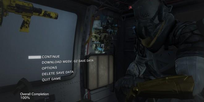 دانلود سیو های بازی Metal Gear Solid V The Phantom Pain