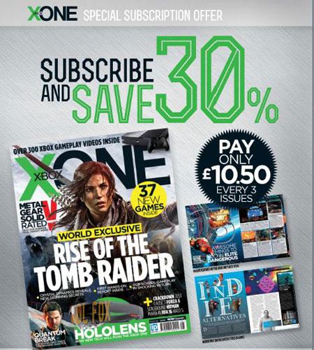 دانلود مجله X-ONE UK – Issue 128, 2015