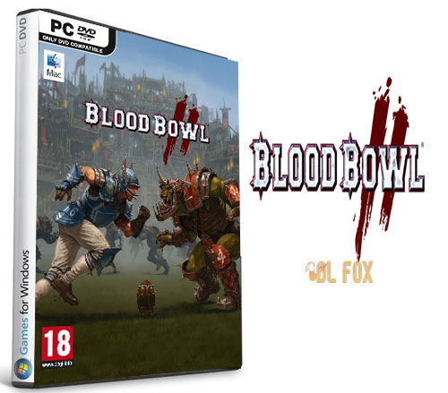 دانلود بازی BLOOD BOWL 2 برای PC