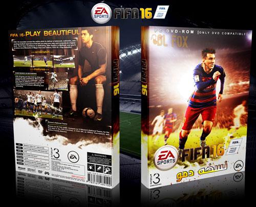 دانلود DEMO بازی FIFA 16 برای PS3