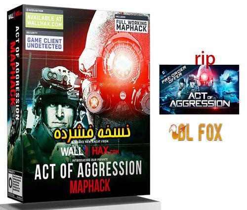 دانلود نسخه فشرده بازی ACT OF AGGRESSION  برای PC