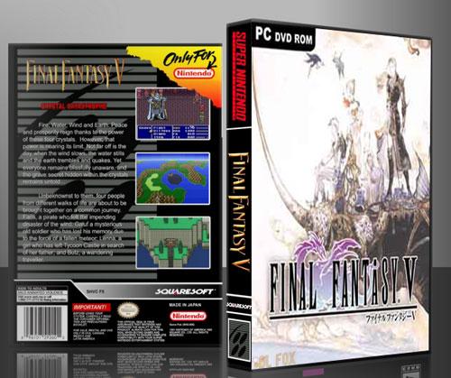 دانلود نسخه فشرده بازی FINAL FANTASY V برای PC