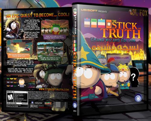 دانلود نسخه فشرده بازی SOUTH PARK STICK OF TRUTH برای PC