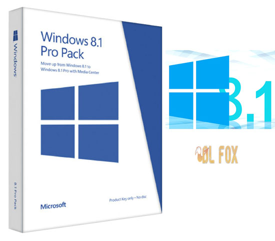 دانلود Windows 8.1 Pro VL x64 4in1 نسخه نهایی+ آپدیت