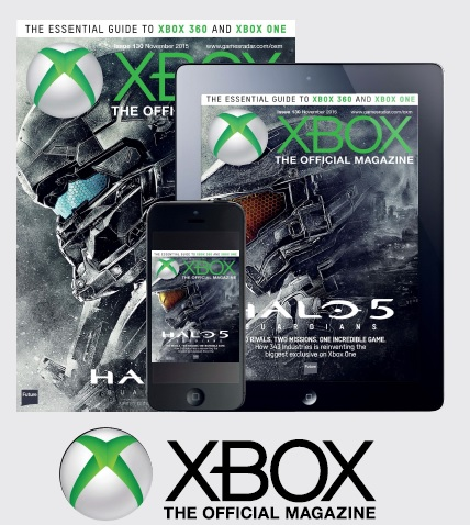 دانلود مجله Xbox: The Official Magazine UK – November 2015