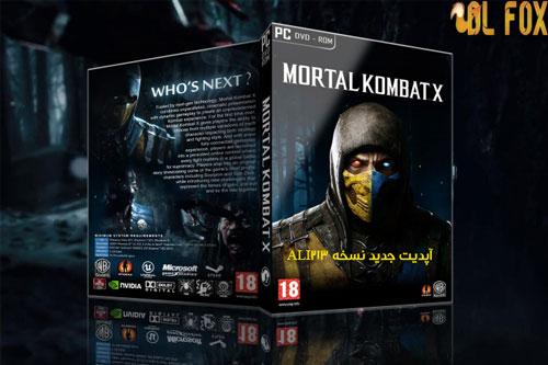 دانلود UPDATE V20151027 بازی Mortal Kombat X برای PC