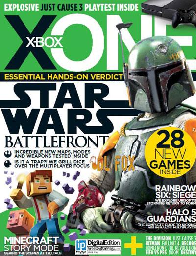 دانلود مجله X-ONE – Issue 130 2015
