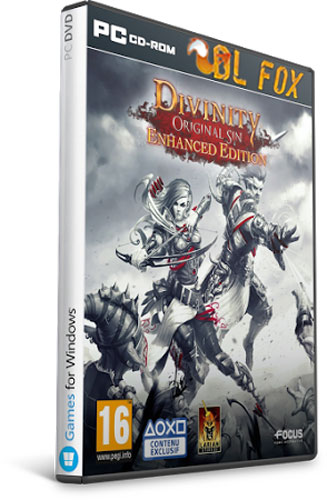 دانلود بازی DIVINITY ORIGINAL SIN ENHANCED EDITION برای PC