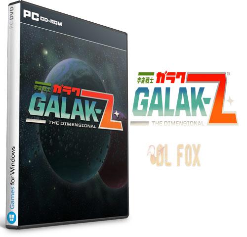 دانلود بازی Galak-z برای PC