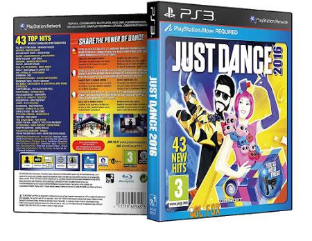 دانلود بازی Just Dance 2016 برای PS3