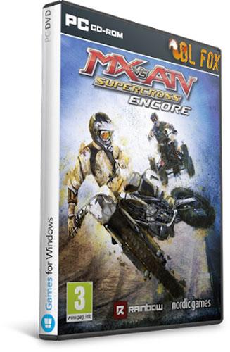 دانلود بازی MX VS ATV SUPERCROSS ENCORE EDITION برای PC