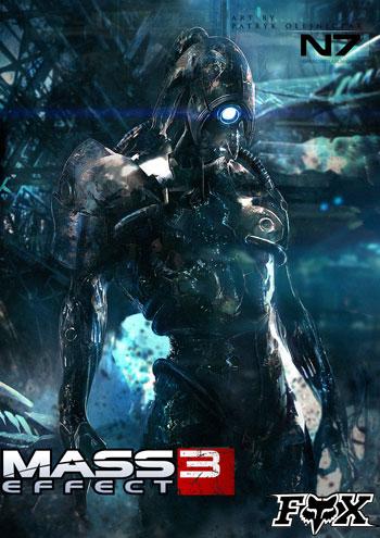 دانلود نسخه فشرده بازی Mass effect 3  برای کامپیوتر