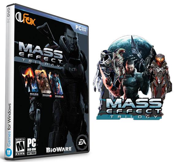 دانلود نسخه فشرده بازی Mass Effect Trilogy برای PC