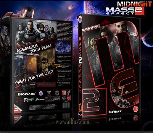دانلود نسخه کامل بازی Mass Effect 2 برای PC