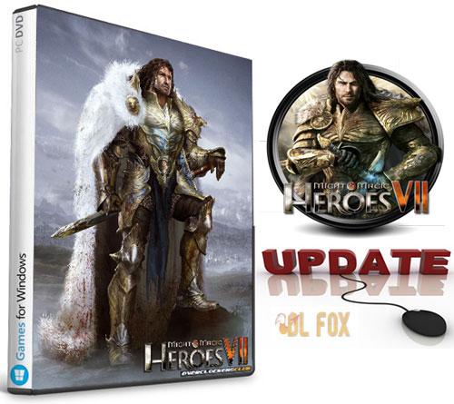 دانلود UPDATE V1.2 بازی MIGHT AND MAGIC HEROES VII برای PC