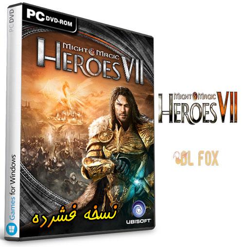 دانلود نسخه فشرده  بازی Might and Magic Heroes VII برای PC