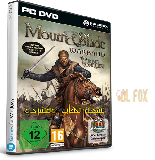 دانلود نسخه فشرده بازی Mount & Blade:Warband-Viking Conquest برای PC