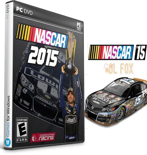 دانلود نسخه VICTORY EDITION بازی NASCAR 15 برای PC