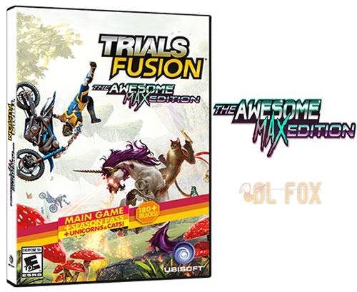 دانلود نسخه فشرده بازی Trials Fusion: Awesome Level Max Edition برای PC