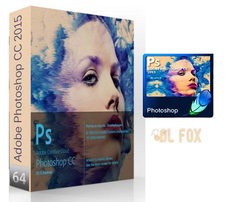 دانلود نرم افزاز Adobe Photoshop CC 2015 16.0