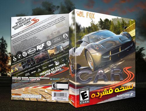دانلود نسخه فشرده All Dlc بازی PROJECT CARS برای PC