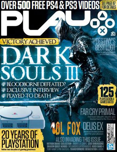 دانلود مجله Play – Issue 263 2015