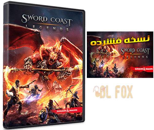 دانلود نسخه فشرده بازی Sword Coast Legends برای PC