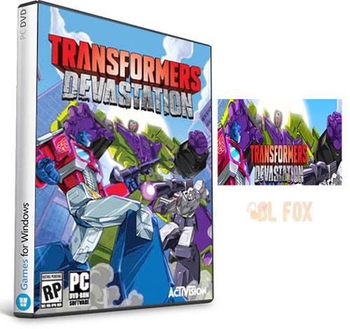 دانلود بازی Transformers Devastation برای PC