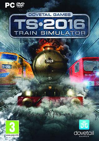 دانلود بازی TRAIN SIMULATOR 2016-CODEX