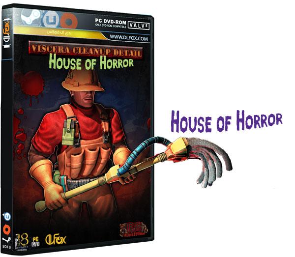 دانلود نسخه فشرده بازی Viscera Cleanup Detail – House of Horror برای PC