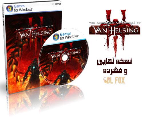 دانلود نسخه فشرده بازی The Incredible Adventures of Van Helsing III برای PC