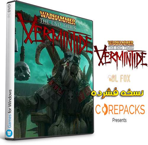 دانلود نسخه فشرده بازی WARHAMMER END TIMES VERMINTIDE برای PC