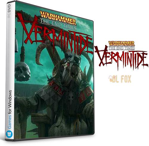 دانلود نسخه BETA بازی WARHAMMER END TIMES VERMINTIDE  برای PC