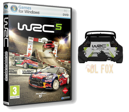 دانلود بازی WRC 5 FIA WORLD RALLY CHAMPIONSHIP برای PC