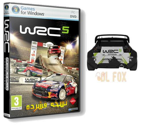 دانلود نسخه فشرده بازی WRC 5 FIA WORLD RALLY CHAMPIONSHIP برای PC