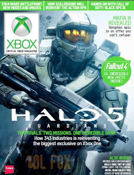 دانلود مجله Official Xbox UK – December 2015
