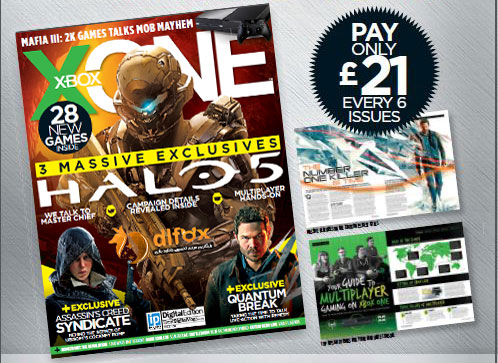 دانلود مجله X-ONE UK – Issue 129 2015