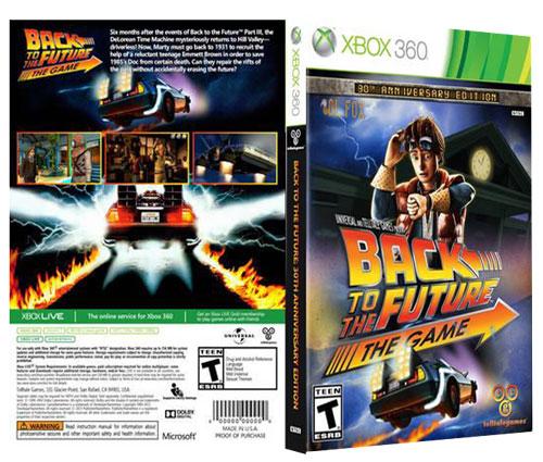 دانلود بازی Back To The Future برای XBOX