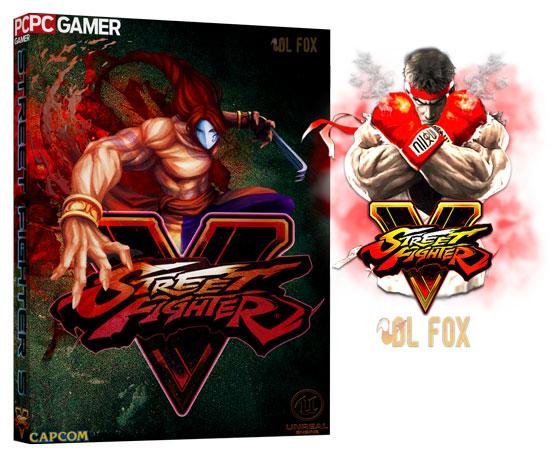 دانلود بازی Street Fighter V برای PC