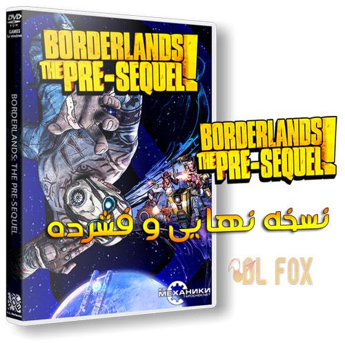 دانلود نسخه فشرده بازی Borderlands: The Pre-Sequel برای PC