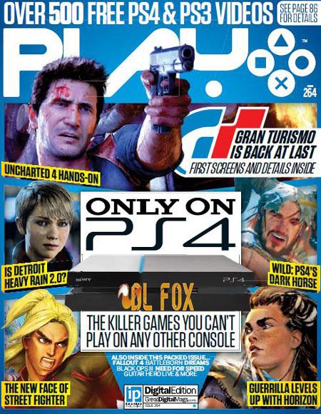 مجله Play UK – Issue 264 2015