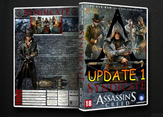 دانلود Update 1 بازی Assassins Creed Syndicate برای PC