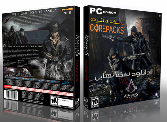 بازی Assassins Creed Syndicate برای PC
