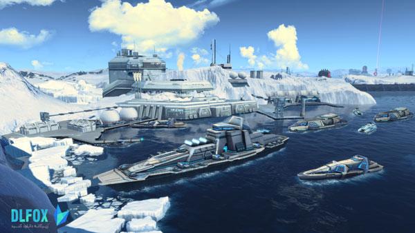 دانلود نسخه فشرده بازی Anno 2205 – Gold Edition برای PC