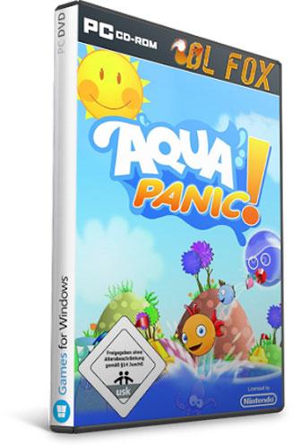 دانلود بازی Aqua Panic Multilenguaje برای PC
