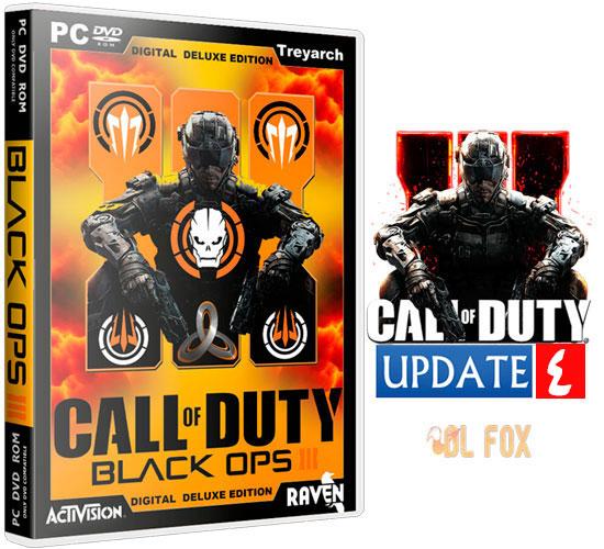 دانلود آپدیت نهایی بازی Call OF Duty Black Ops III برای PC