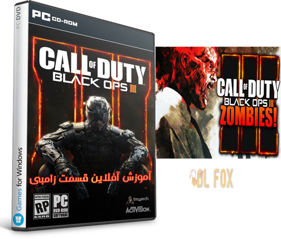 آموزش Zombie Mode Offline بازیCall of Duty:Black Ops III برای PC