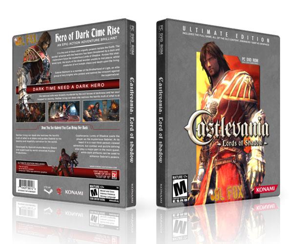 دانلود بازی Castlevania Lords of Shadow برای PC